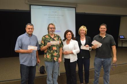 ALCV Teacher Grant Winners